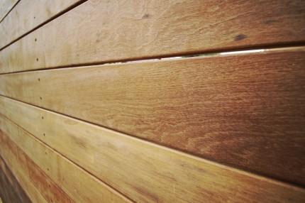 天然木 門壁 目隠し イタウバ