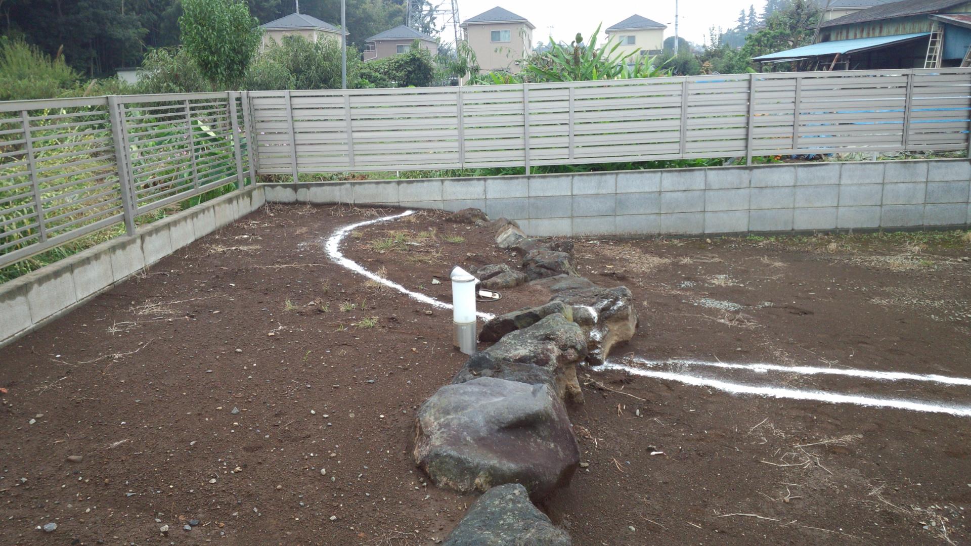 庭造りライン3