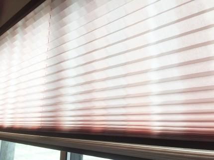 ジャバラ式カーテン