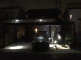 ライト 庭